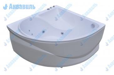 Гидромассажная ванна Triton Синди 125х125 купить в Москве, цена и фото в интернет-магазине Аквавиль.