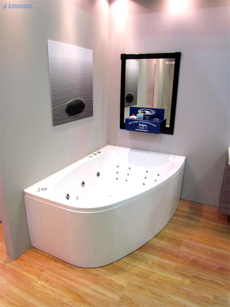 Ванна Kolpa-San Chad 170х120 L R ( Basis ) купить в Москве 26a52e978e273