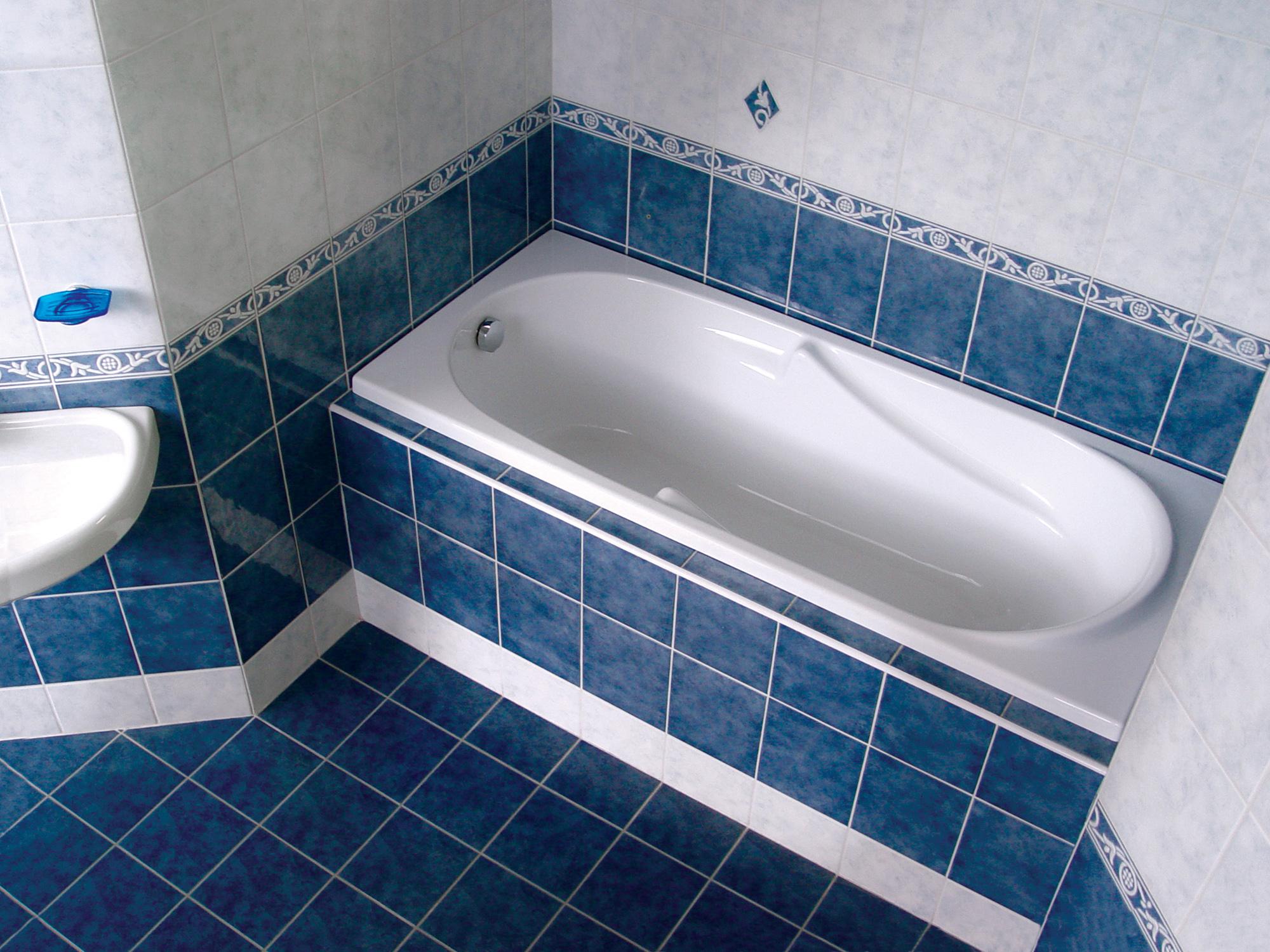 Акриловые ванны - правильный выбор